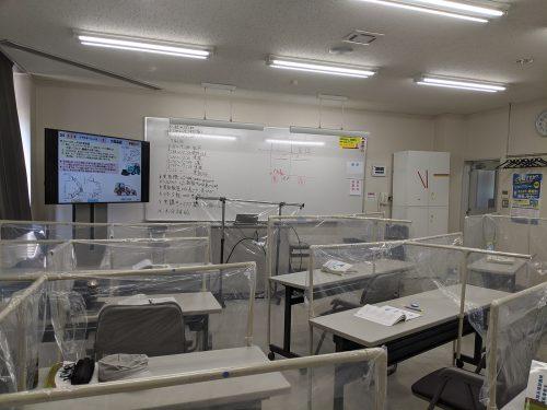 コベルコ教習所 北海道教習センター 教室